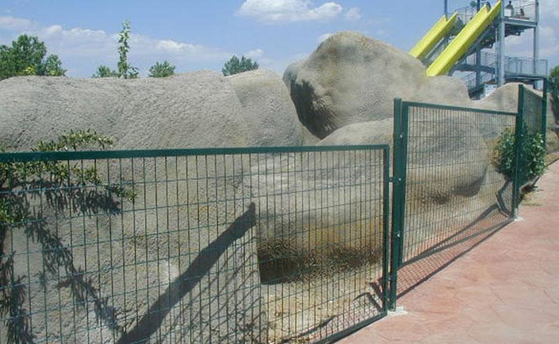 vallas para parques acuaticos