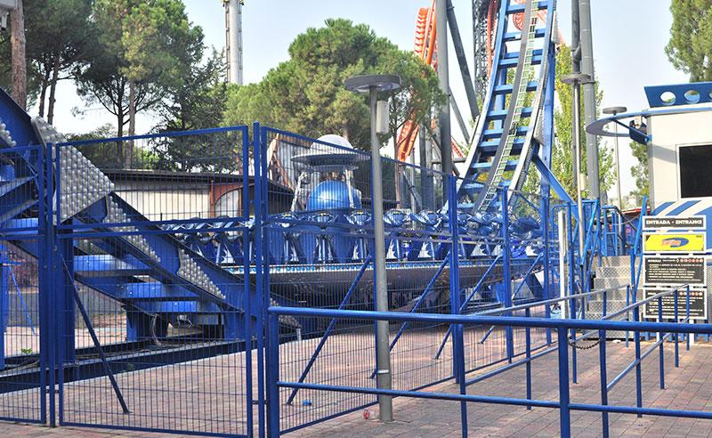 vallas para parques de atracciones