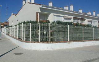 vallados residenciales