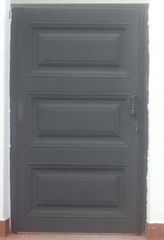 puertas residenciales