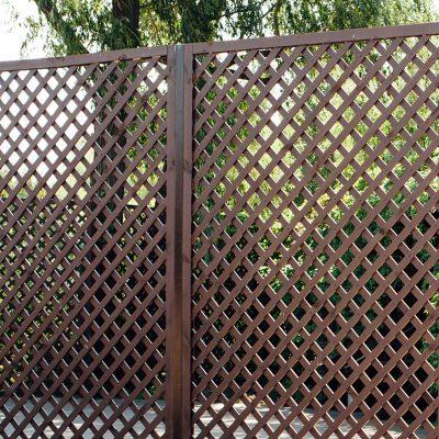 Vallas para viviendas o recintos de ocio