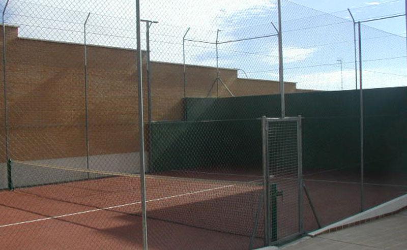 vallados para instalaciones deportivas