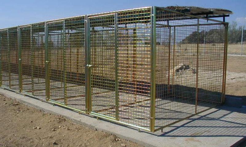 jaulas para animales