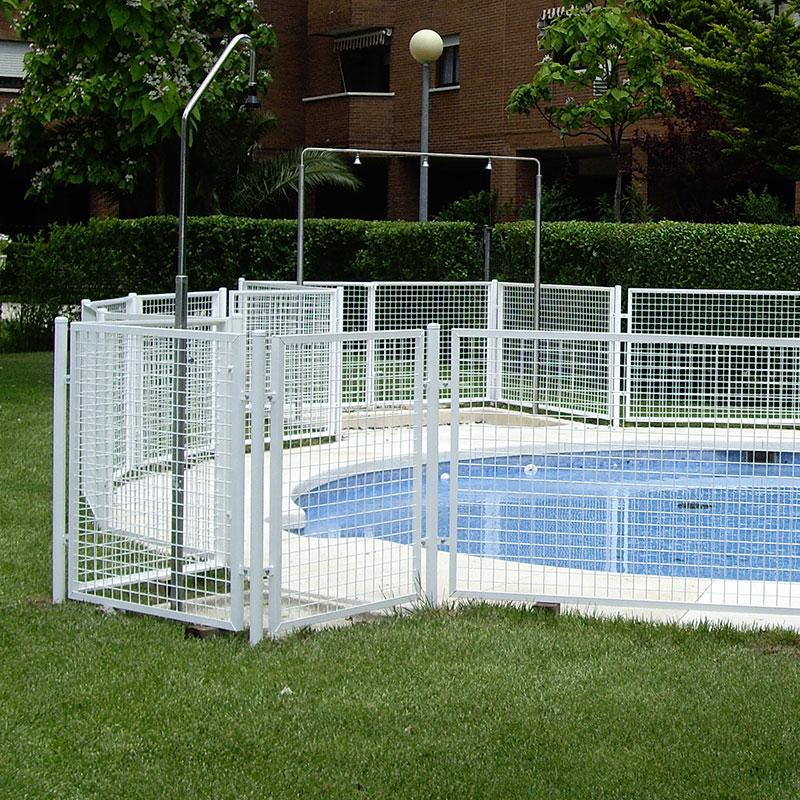 vallados para piscinas