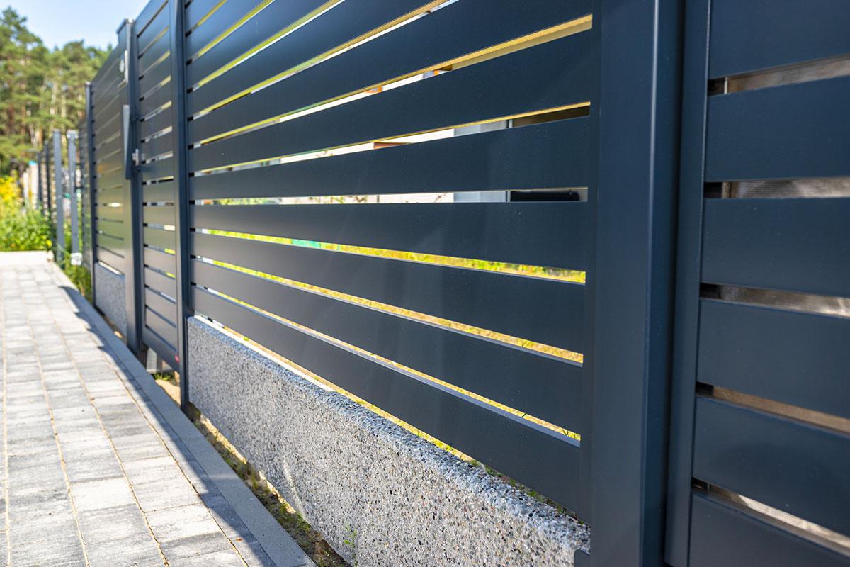 vallas y puertas